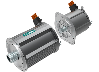 The 50 kW asynchronous motors with hollow shaft and the 30 kW permanent magnet motors will be designed specifically for automotive use.