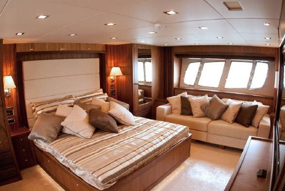 The Sunseeker Predator 108 yacht is famous for its frequent appearances in ...